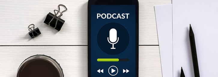audio podcast