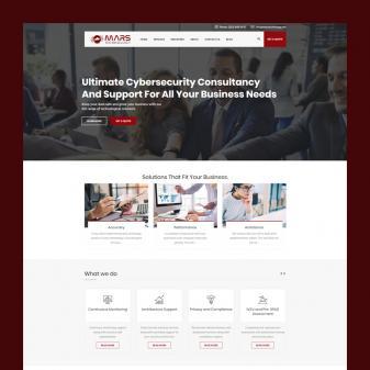 Mars Technology Website