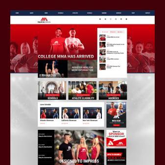 Nuca Website